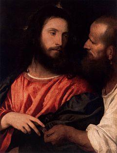 Słynni podatnicy: Jezus