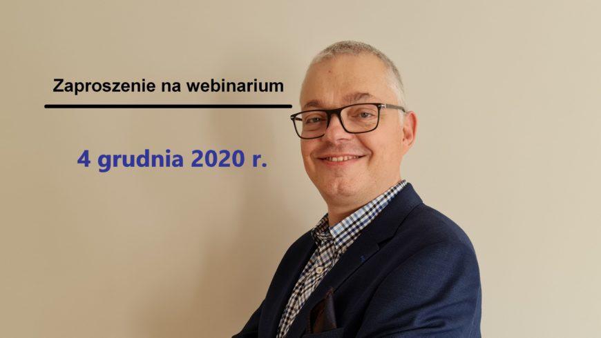 Likwidacja ulgi abolicyjnej – webinarium 4 grudnia 2020